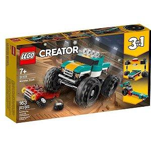 Lego Creator Monster Truck 163 Peças