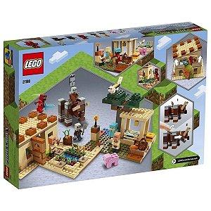 Minecraft Ataque De Illager - LEGO