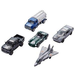 Conjunto de Miniaturas Matchbox - Top Gun Maverick