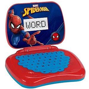 Laptop Infantil Homem Aranha - Candide