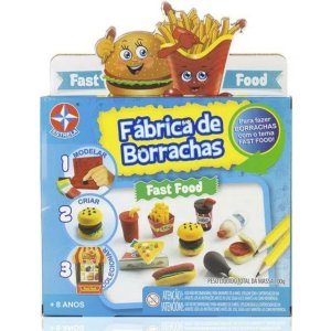 Fábrica de Borrachas Fast Food - Estrela