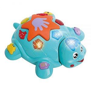 Tartaruga Bate e Volta Baby - Guta Guti