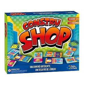 Jogo - Construshop - Pais & Filhos