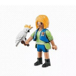 Playmobil Friends - Treinadora De Animais
