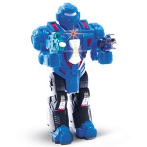 Robot Metalbot - Pica Pau