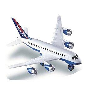 Avião Aerobus - Brinquemix