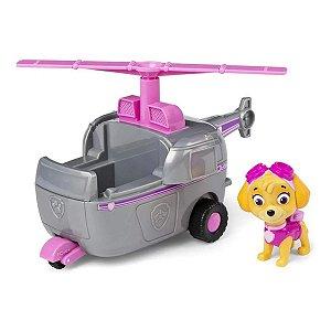 Patrulha Canina Helicóptero Básico Skye - Sunny