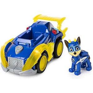 Patrulha Canina Veículo Mighty Pups Chase - Sunny