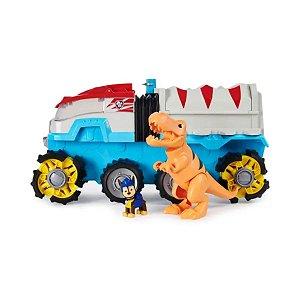 Veículo Patrulha Canina Dino Carro - Dino Patroller - Sunny