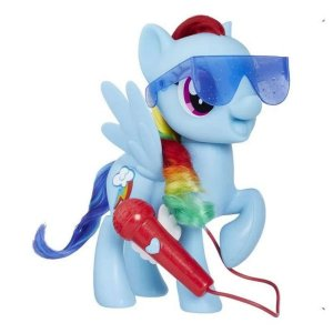 My Little Pony Rainbow Dash Que Canta - Hasbro