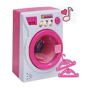 Mini Máquina De Lavar Eletrônica - Zoop Toys