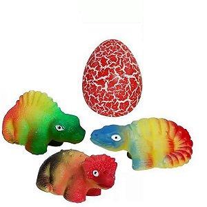 Dinossauro Ovo Surpresa Sortidos Colors - Dm Toys