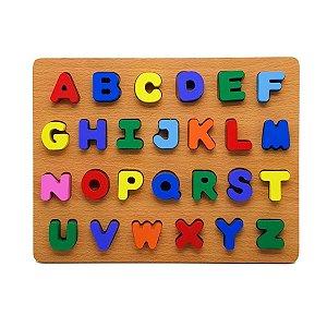 Aprenda Brincando Didático – Cores e Alfabeto