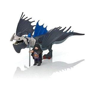 Playmobil Como Treinar Seu Dragão Drago E Thunderclaw 1782