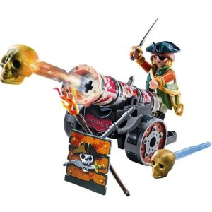 Playmobil Pirates - Pirata E Canhão 70415