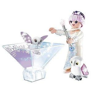 Playmobil Princesa Flor No Gelo 9351