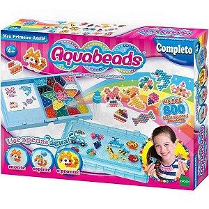 Brinquedo Aquabeads - Conjunto Meu Primeiro Ateliê - Epoch