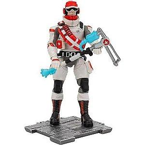 Figura De Ação 10 Cm - Fortnite - Triage Trooper - Sunny