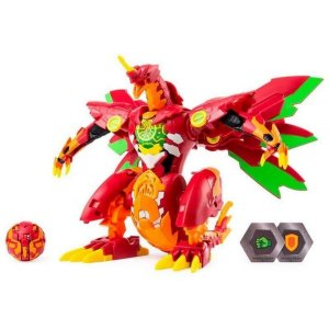 Bakugan Battle Plantet Figura Dragonoid Maximus - Sunny