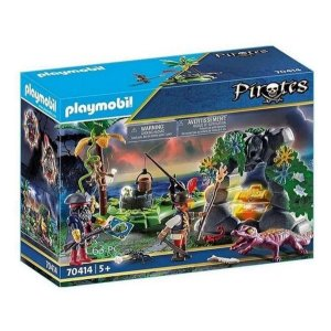 Playmobil Refúgio Do Pirata - Sunny