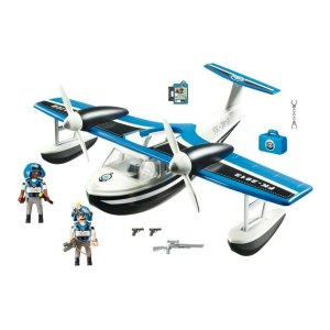 Playmobil Action - Hidro Avião de Polícia - Sunny