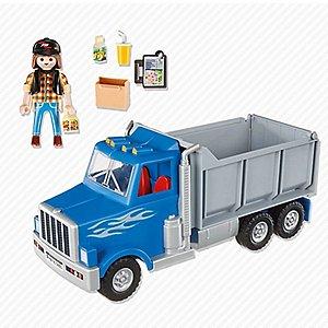 Playmobil City - Caminhão Basculante