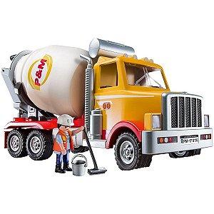 Playmobil - Caminhão Betoneira - Sunny