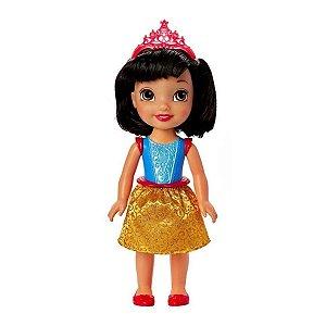 Boneca Minha Primeira Princesa - Branca De Neve - Mimo