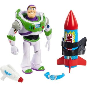 Toy Story 4 - Buzz - Mattel