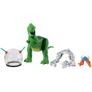 Toy Story 4 Disney Pixar - Rex - Mattel