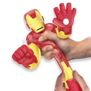 Goo Jit Zu - Homem de Ferro - Marvel - Sunny