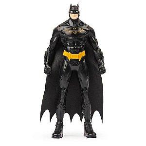 Boneco Batman Armadura De Batalha Armor 15cm - Sunny