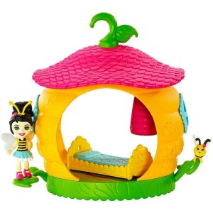 Enchantimals Quarto Da Beetrice Bee - Mattel