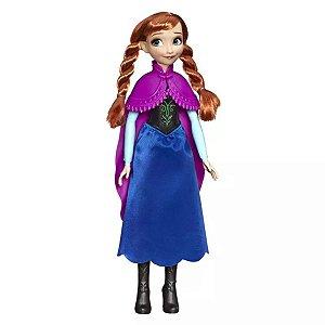 Boneca Articulada - Frozen - Anna - Hasbro
