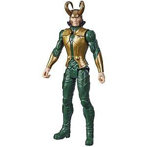 Boneco Titan Hero Marvel Loki - Hasbro