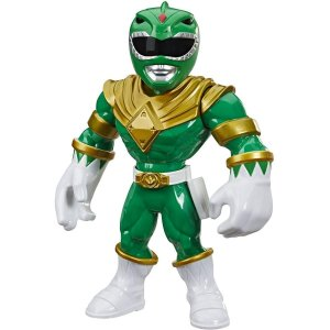 Boneco Verde Power Rangers Mega Mighties - Hasbro