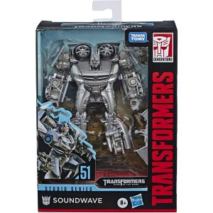 Soundwave Studio Series Deluxe - Hasbro