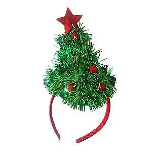 Tiara Arvore de Natal