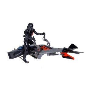 Star Wars Veiculo Moto Elite Speeder Bike - Hasbro