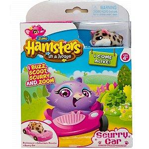 Brinquedo Hamsters in a House Super Acelerado - Candide