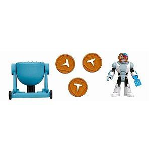 Imaginext Cyborg Festa Da Comida Jovens Titãs - Mattel