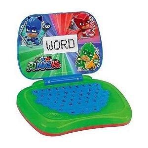 Laptop De Atividades Infantil Bilíngue Pjmasks - Candide