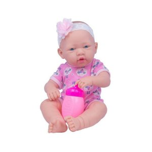 Boneca Love Born Newborn Bebezinho da Mamãe - Cotiplás