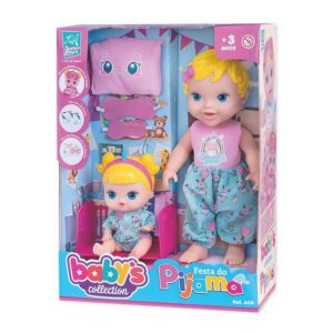 Babys Collection Festa do Pijama - Super Toys