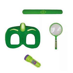 Pj Masks Kit de Aventuras do Lagartixo - Candide