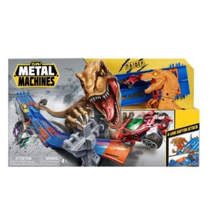 Pista Metal Machine 4-Lane Elimination Track - Candide