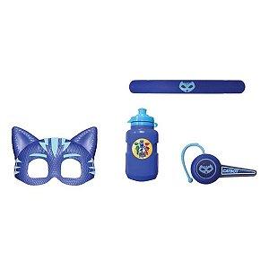 Pj Masks Kit de Aventuras do Menino Gato - Candide