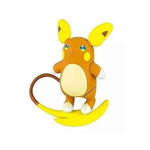 Pokémon Figura Articulada - Alolan Raichu - Sunny