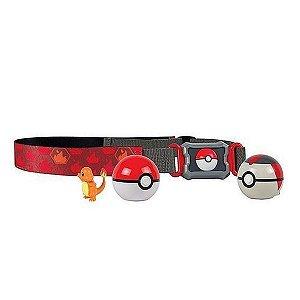 Pokémon - Cinto Porta Pokébolas - Charmander - Sunny