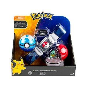 Pokémon - Cinto Porta Pokébolas - Squirtle - Sunny